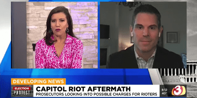 Jason Lamm Capitol Riot Interview